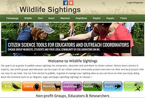 WildlifeSightings